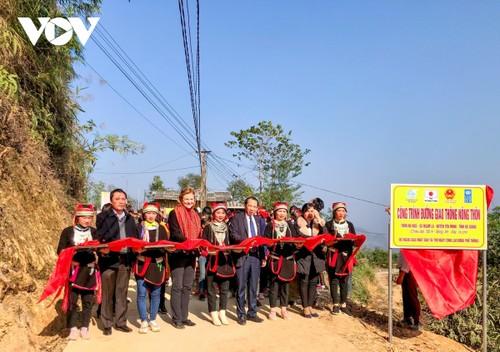 UNDP hỗ trợ đồng bào dân tộc thiểu số Hà Giang bị tác động do Covid 19 - ảnh 1
