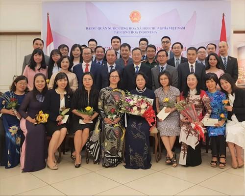 Người Việt tại Indonesia: Đại hội Đảng nâng cao vị thế Việt Nam trên trường quốc tế - ảnh 3