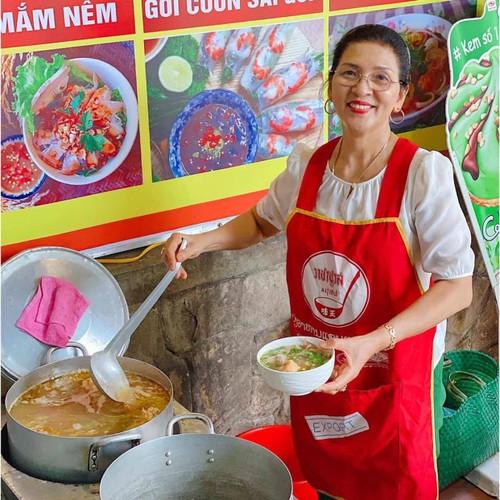 Bánh canh cá lóc- Đậm đà hương vị xứ Huế - ảnh 1