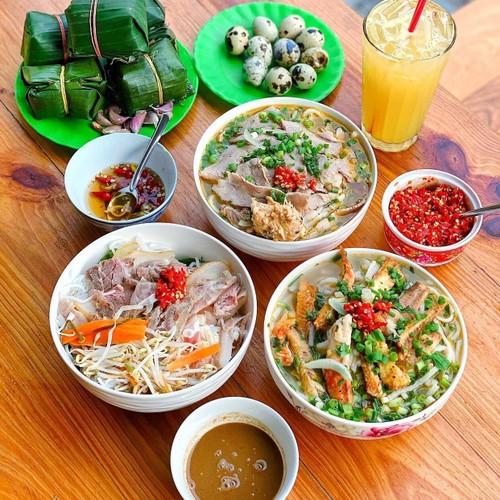 Bánh canh cá lóc- Đậm đà hương vị xứ Huế - ảnh 2
