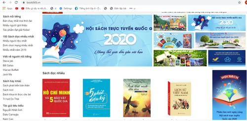 Chuẩn bị cho việc tổ chức Ngày Sách Việt Nam lần thứ 8 - ảnh 1