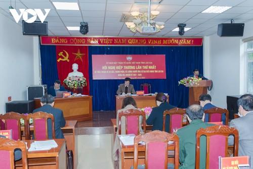 Bầu cử Quốc hội và Hội đồng nhân dân: Các địa phương tổ chức Hội nghị hiệp thương lần thứ nhất - ảnh 1