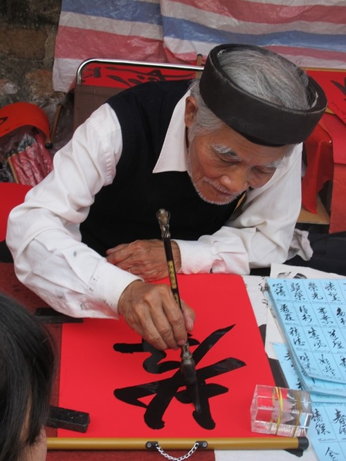 Tết nguyên đán mang đậm cốt cách, văn hóa và tinh thần người Việt - ảnh 6