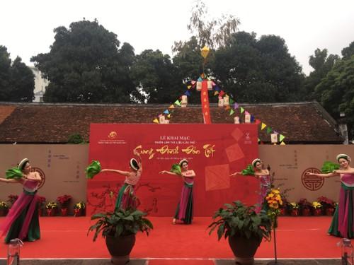 Tết nguyên đán mang đậm cốt cách, văn hóa và tinh thần người Việt - ảnh 4