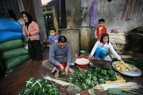Tết nguyên đán mang đậm cốt cách, văn hóa và tinh thần người Việt - ảnh 3