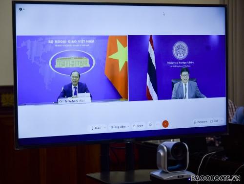 Tiếp tục thúc đẩy quan hệ Đối tác Chiến lược tăng cường Việt Nam - Thái Lan - ảnh 1