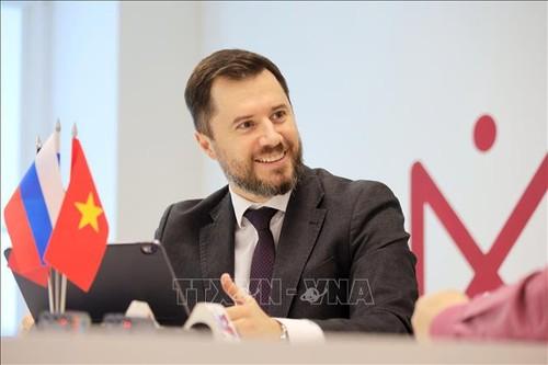 Cộng hòa Udmurtia quan tâm thúc đẩy quan hệ thương mại với Việt Nam - ảnh 1