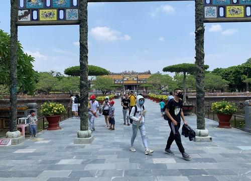 Thừa Thiên Huế: Phát triển du lịch trong trạng thái bình thường mới - ảnh 2