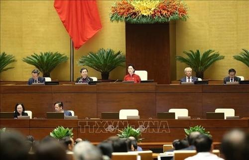 Quốc hội khóa XIV để lại dấu ấn đặc biệt trong sự phát triển của đất nước - ảnh 1