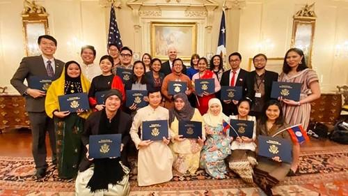 Sáng kiến thủ lĩnh trẻ Đông Nam Á -  kết nối  sức mạnh tuổi trẻ để hiện thực hóa các mục tiêu của Liên hợp quốc - ảnh 2