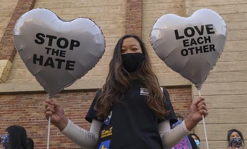 Đại sứ quán Việt Nam tại Mỹ vận động chống kỳ thị với người gốc Á - ảnh 1