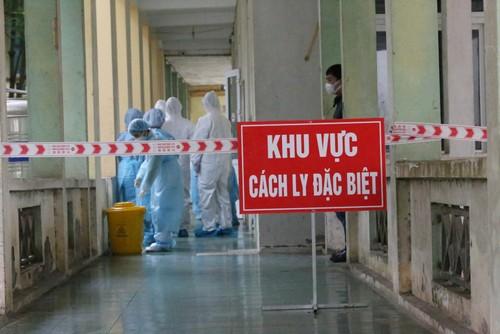 Việt Nam ghi nhận thêm 8 ca mắc COVID-19 - ảnh 1