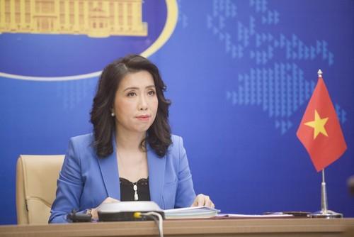 Việt Nam lên tiếng về thông tin gần 300 tàu Trung Quốc xuất hiện ở Trường Sa - ảnh 1