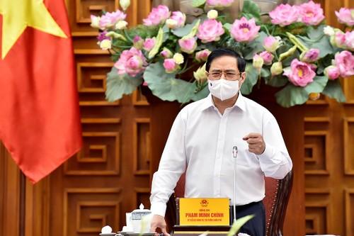 Thủ tướng Phạm Minh Chính: Ngành xây dựng phải nâng tầm tư duy để phát triển - ảnh 1