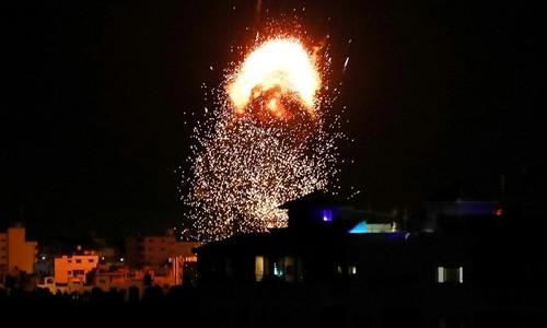 Cộng đồng quốc tế nỗ lực hạ nhiệt chiến sự tại Trung Đông - ảnh 1