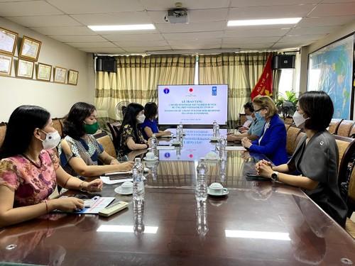 UNDP cung cấp hơn 1500 bộ sinh phẩm xét nghiệm RT PCR cho Việt Nam - ảnh 2
