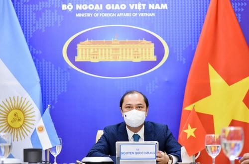 Đưa quan hệ Đối tác toàn diện Việt Nam-Argentina tiếp tục đi vào chiều sâu, ổn định bền vững - ảnh 1
