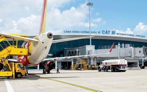 Tạm dừng các chuyến bay chặng Hải Phòng - Thành phố Hồ Chí Minh - ảnh 1