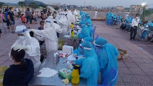 12 giờ qua, Việt Nam có thêm 52 ca mắc COVID-19 trong nước - ảnh 1