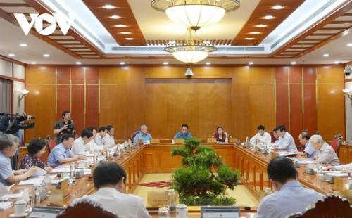 Tổng Bí thư Nguyễn Phú Trọng: Tuyệt đối không lơ là chủ quan trong công tác phòng chống dịch Covid 19 - ảnh 2