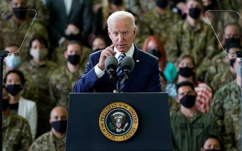 Chuyến công du định hình chiến lược đối ngoại của Tổng thống Mỹ - ảnh 2