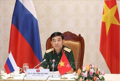 Thúc đẩy hợp tác Quốc phòng Việt Nam – LB Nga - ảnh 1