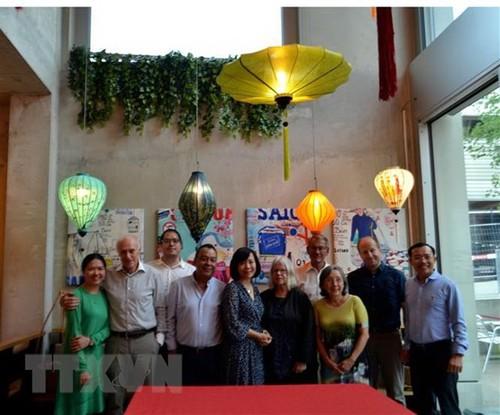 Cộng đồng Việt Nam và doanh nghiệp tại Thụy Sĩ đóng góp cho Quỹ phòng, chống dịch COVID-19 - ảnh 2