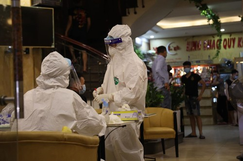 Sáng 24/6, Việt Nam có 42 ca mắc COVID-19 mới - ảnh 1