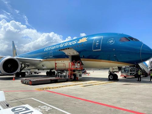 Vietnam Airlines tránh nguy cơ mất thanh khoản dòng tiền trong ngắn hạn - ảnh 1
