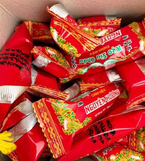Kẹo Sìu Châu Nam Định - thức quà tinh tế dành tặng khách gần xa - ảnh 5