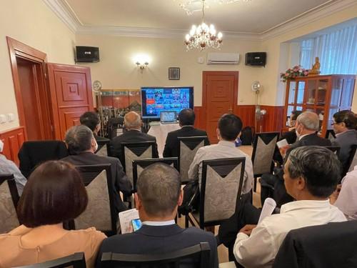 Quán triệt Nghị quyết Đại hội XIII của Đảng đến các cơ quan đại diện Việt Nam ở nước ngoài - ảnh 2