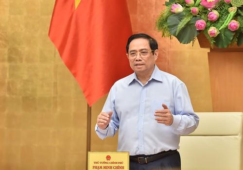 Thủ tướng Phạm Minh Chính: Tất cả vì Thành phố Hồ Chí Minh - ảnh 1