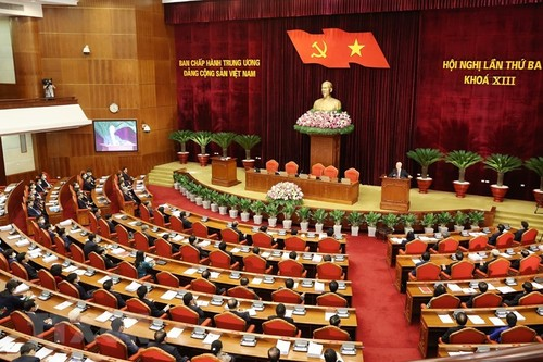 Thực hiện tốt Nghị quyết của Hội nghị Trung ương      là góp phần hoàn thành Nghị quyết Đại hội XIII của Đảng - ảnh 1