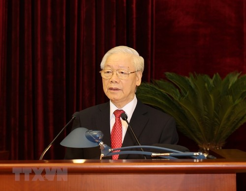 Thực hiện tốt Nghị quyết của Hội nghị Trung ương      là góp phần hoàn thành Nghị quyết Đại hội XIII của Đảng - ảnh 2