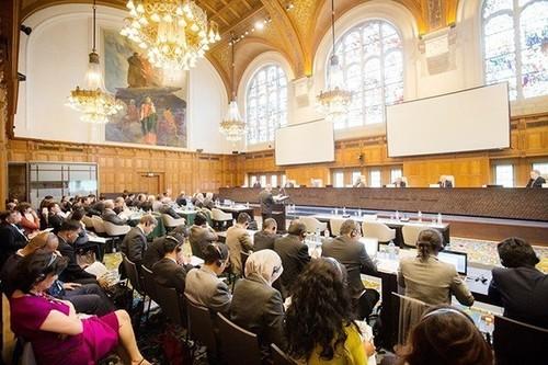 Khẳng định vai trò thượng tôn của luật pháp quốc tế trong vấn đề Biển Đông - ảnh 1