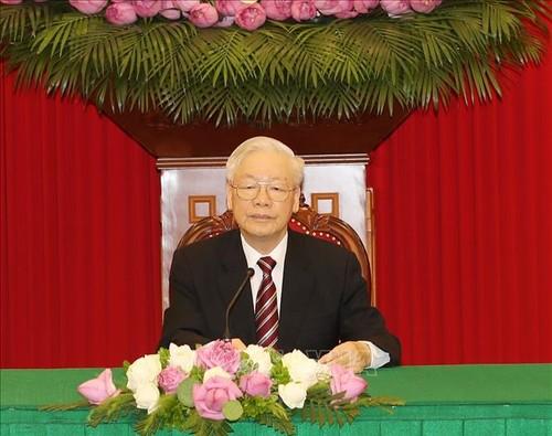 Sớm đưa kim ngạch thương mại song phương Việt Nam – Hàn Quốc đạt 100 tỷ USD - ảnh 1