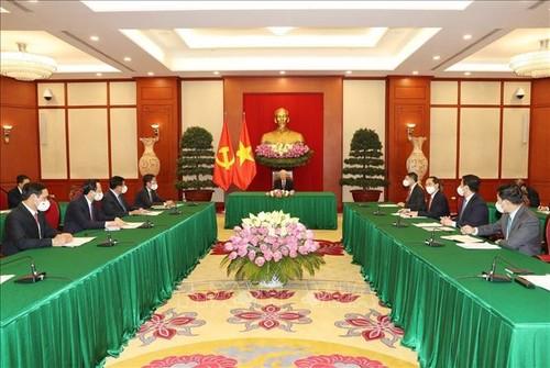 Sớm đưa kim ngạch thương mại song phương Việt Nam – Hàn Quốc đạt 100 tỷ USD - ảnh 2