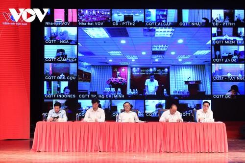 Đài Tiếng nói Việt Nam đổi mới chương trình với các loại hình báo chí, nâng cao hiệu quả tuyên truyền - ảnh 2
