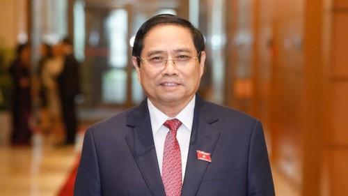 Ông Phạm Minh Chính được giới thiệu để Quốc hội bầu Thủ tướng nhiệm kỳ 2021 - 2026 - ảnh 1