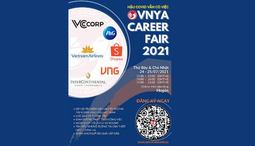 Sinh viên Việt Nam tại Singapore tổ chức hội thảo việc làm trực tuyến - ảnh 1