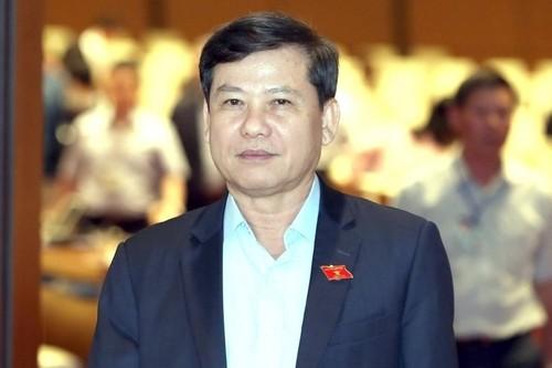 Ông Nguyễn Hòa Bình được bầu giữ chức Chánh án Tòa án nhân dân tối cao - ảnh 2