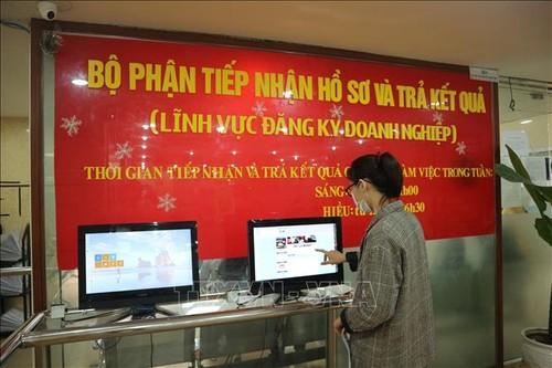 7 tháng, gần 76.000 doanh nghiệp đăng ký thành lập mới - ảnh 1