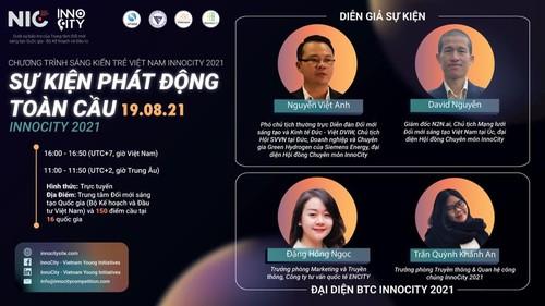 InnoCity quy tụ không giới hạn tiềm lực trí thức Việt trên toàn cầu    - ảnh 3