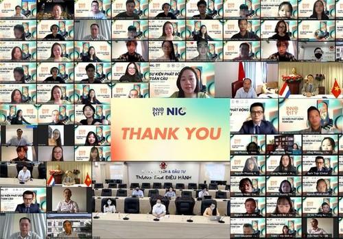 InnoCity quy tụ không giới hạn tiềm lực trí thức Việt trên toàn cầu    - ảnh 2