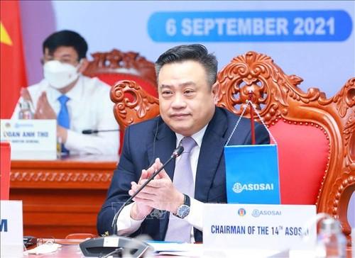 Họp Ban Điều hành Tổ chức các Cơ quan kiểm toán tối cao châu Á (ASOSAI) lần thứ 56 - ảnh 1