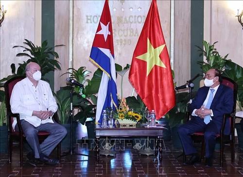 Việt Nam sẽ thúc đẩy các dự án đầu tư vào Đặc khu Phát triển Mariel của Cuba - ảnh 1