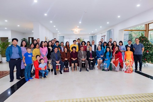 SANV: Cầu nối hợp tác hữu nghị giữa Việt Nam - Thụy Điển - ảnh 1