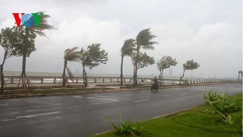 Miền Trung sẵn sàng sơ tán dân, chủ động đối phó với cơn bão số 11 (bão Nari) - ảnh 2