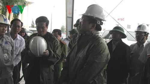 Miền Trung sẵn sàng sơ tán dân, chủ động đối phó với cơn bão số 11 (bão Nari) - ảnh 1