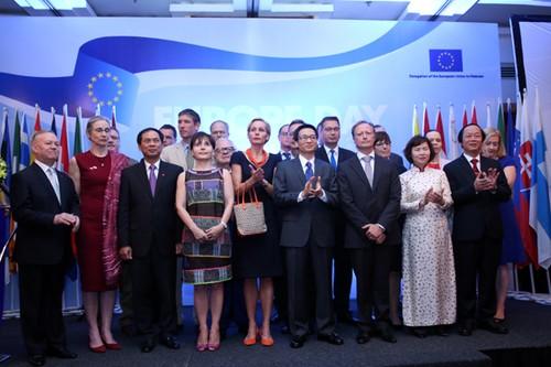 Kỷ niệm Ngày châu Âu tại Việt Nam - ảnh 1